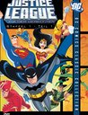 Justice League - Staffel 1.1 (2 DVDs) Poster