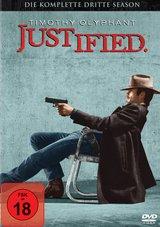 Justified - Die komplette dritte Season (3 Discs) Poster