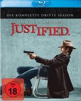 Justified - Die komplette dritte Season Poster