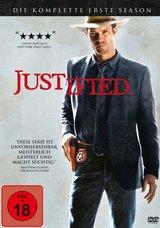 Justified - Die komplette erste Season (3 Discs) Poster