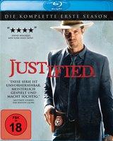 Justified - Die komplette erste Season Poster