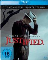 Justified - Die komplette fünfte Season Poster
