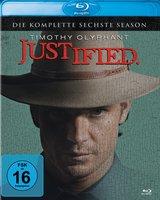 Justified - Die komplette sechste Season Poster