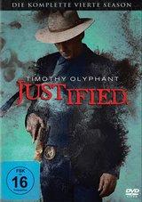 Justified - Die komplette vierte Season (3 Discs) Poster