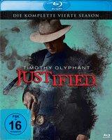 Justified - Die komplette vierte Season Poster