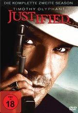 Justified - Die komplette zweite Season (3 Discs) Poster