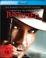 Justified - Die komplette zweite Season Poster
