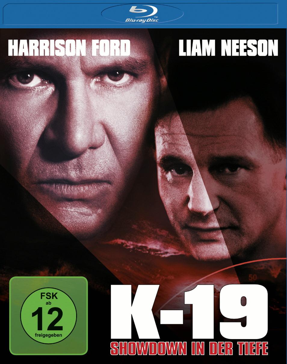 K-19 - Showdown in der Tiefe Poster