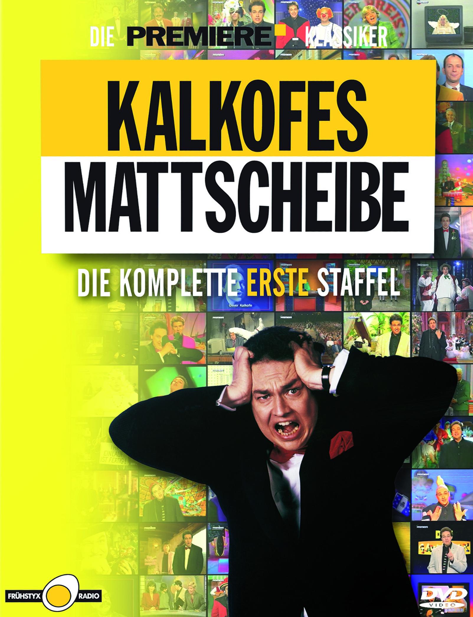 Kalkofes Mattscheibe: Die Premiere Klassiker - Die komplette erste Staffel Poster