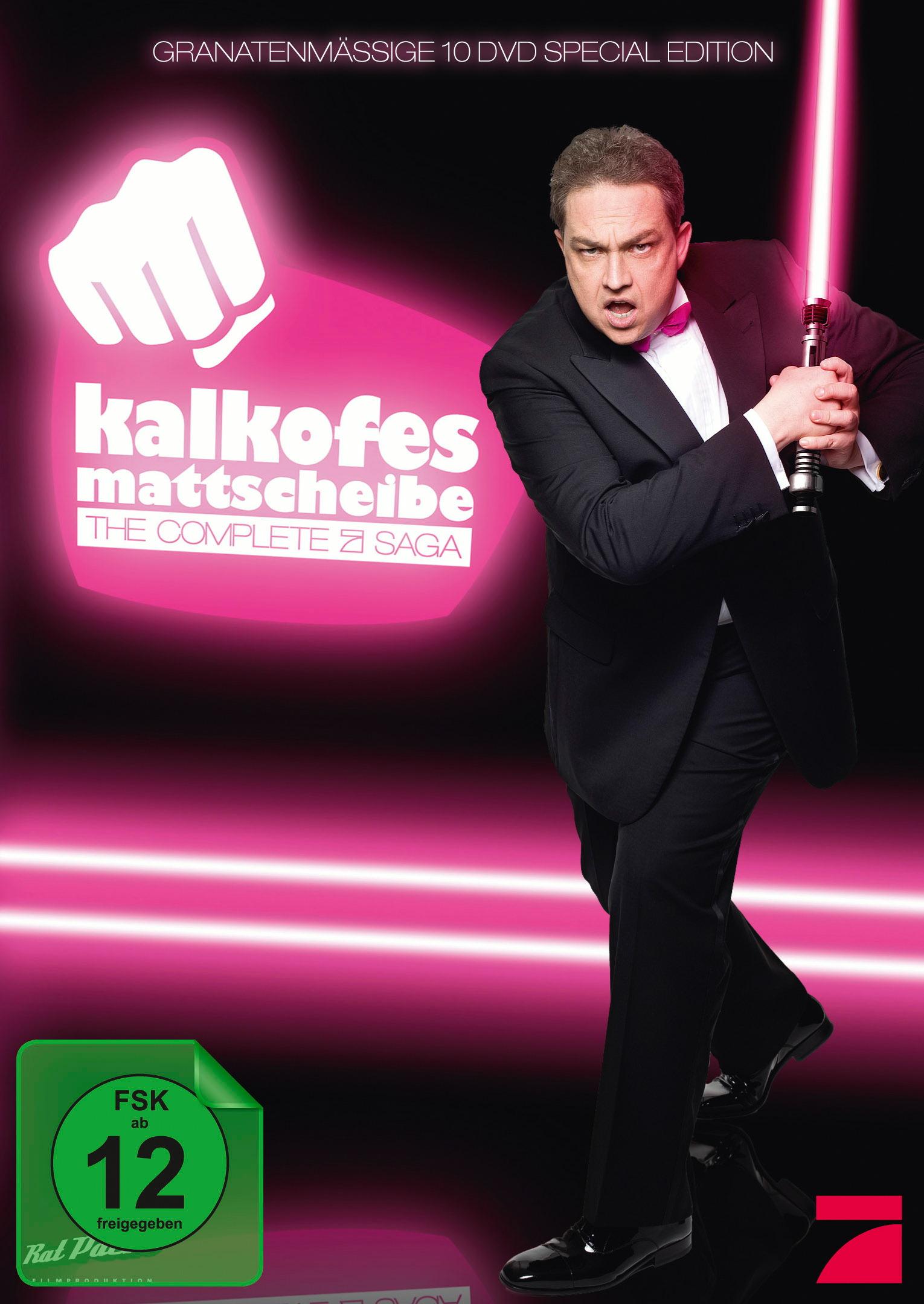 Kalkofes Mattscheibe - The Complete ProSieben-Saga (Special Edition, 10 Discs) Poster