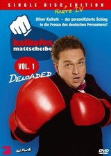 Kalkofes Mattscheibe Vol. 1 - Deloaded (Single Disc Hartz IV Edition) Poster