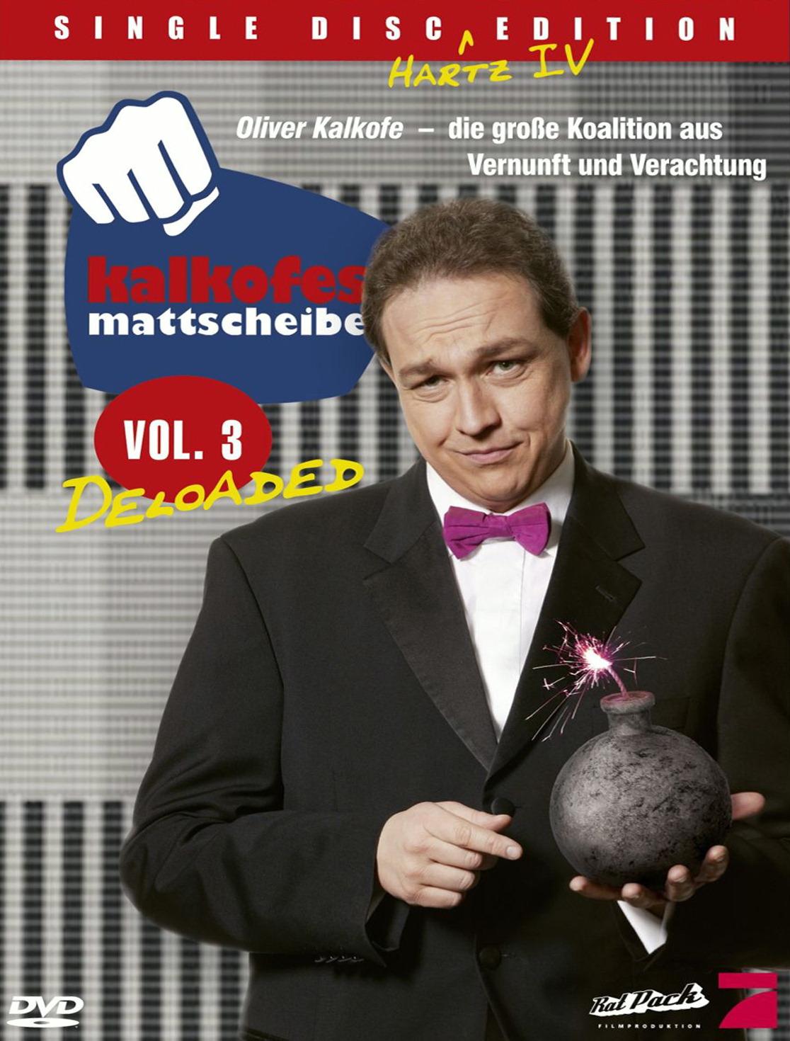 Kalkofes Mattscheibe Vol. 3 - Deloaded (Einzel-DVD) Poster