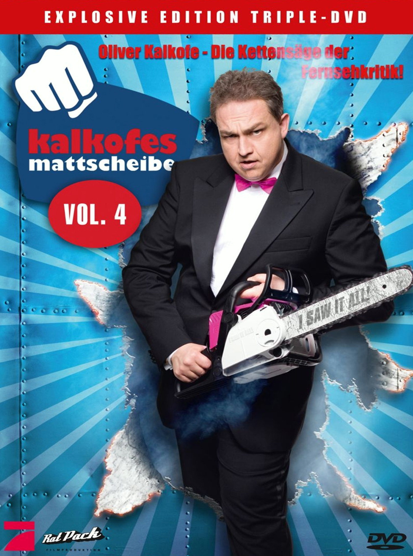 Kalkofes Mattscheibe Vol. 4 - Deloaded Poster