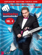 Kalkofes Mattscheibe Vol. 4 (Special Limited Edition, 3 DVDs, Metalpack) Poster