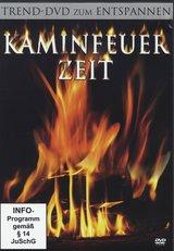 Kaminfeuer Zeit Poster