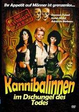 Kannibalinnen im Dschungel des Todes (uncut) Poster