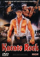 Karate Rock Poster