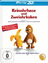 Keinohrhase und Zweiohrküken (Blu-ray 3D) Poster