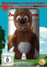 Keinohrhase und Zweiohrküken (+ Hase) Poster