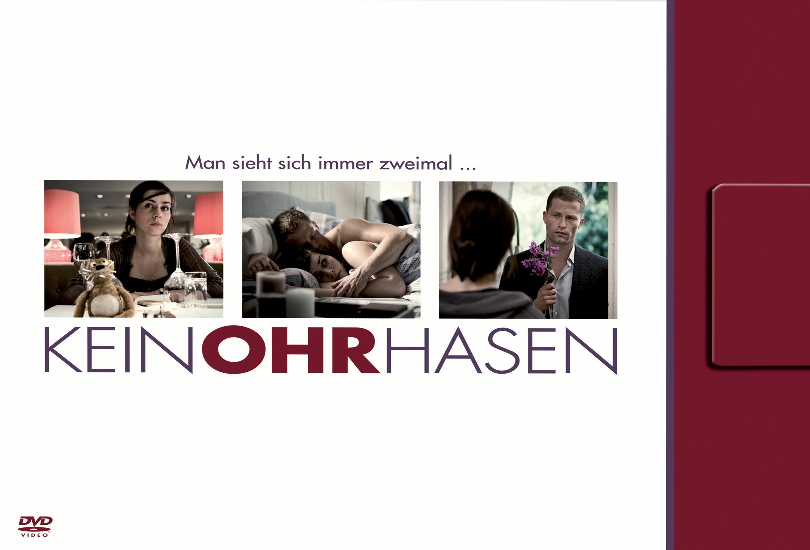 Keinohrhasen (Flipbook, Special Edition, 2 DVDs, + Digital Copy) Poster