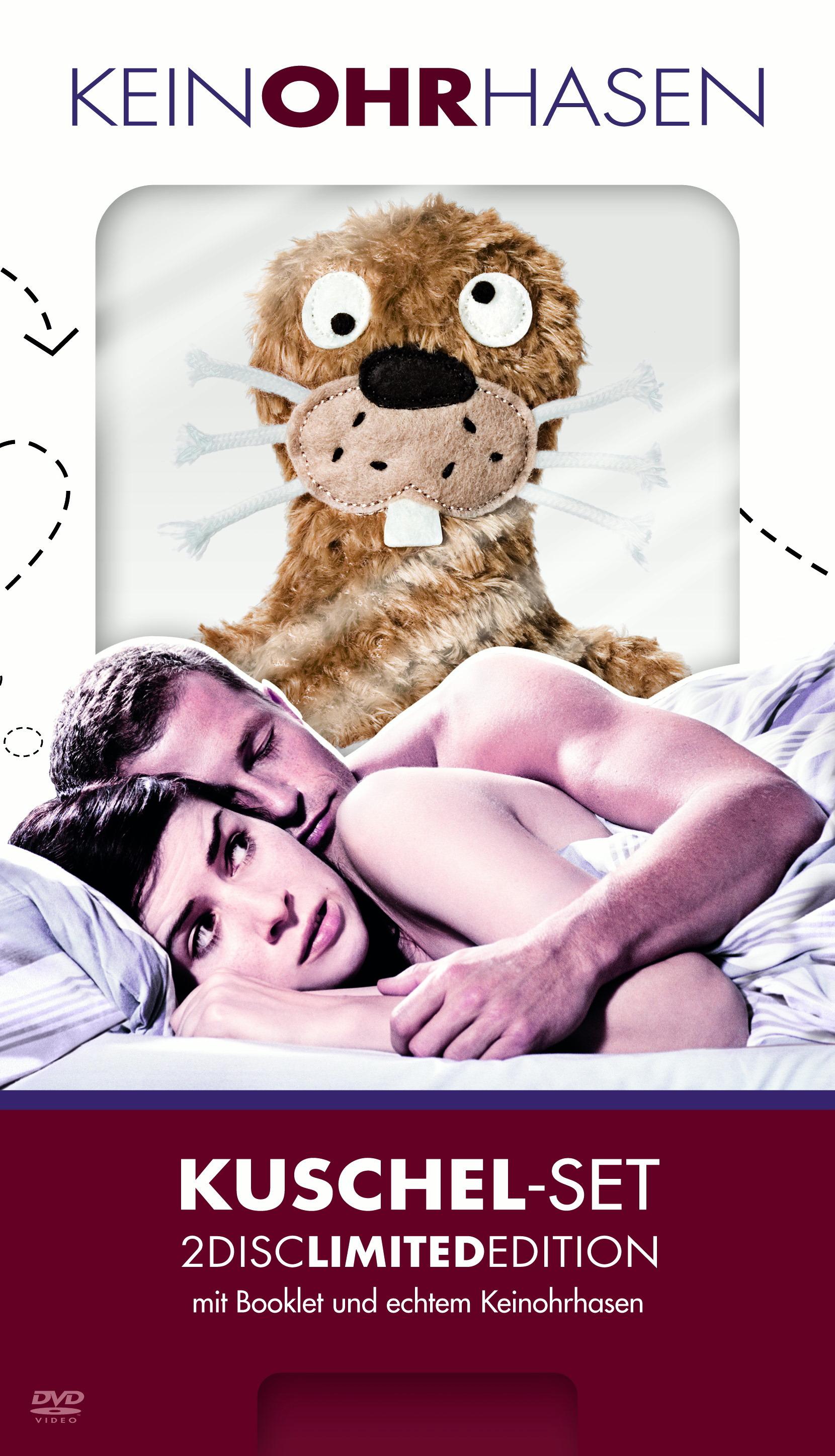 Keinohrhasen (Limited Edition, 2 DVDs, Kuschel-Set) Poster