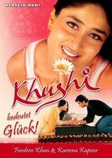 Khushi (bedeutet Glück!) Poster