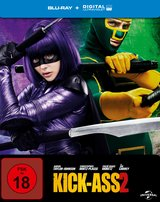 Kick-Ass 2 (Limited Edition, Steelbook) Poster
