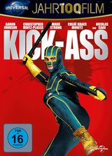 Kick-Ass (Jahr100Film) Poster