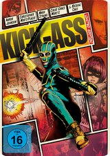 Kick-Ass (Limited Edition, Steelbook) Poster