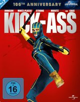 Kick-Ass (Steelbook) Poster