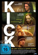 KICK - We are totally f*cking bored Poster