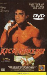 Kickboxer 2 - Blood Brothers Poster