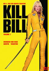 Kill Bill: Volume 1 Poster