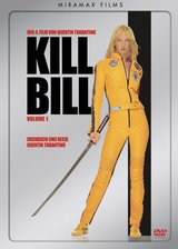 Kill Bill: Volume 1 (Steelbook) Poster
