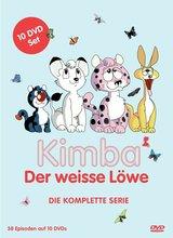 Kimba, der weiße Löwe - Die komplette Serie (10 DVDs) Poster