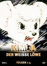 Kimba, der weiße Löwe - DVD 1 Poster