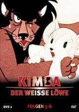 Kimba, der weiße Löwe - DVD 2 Poster