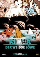 Kimba, der weiße Löwe - DVD 3 Poster