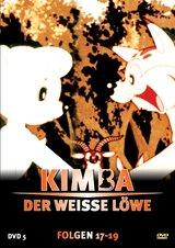 Kimba, der weiße Löwe - DVD 5 Poster