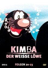 Kimba, der weiße Löwe - DVD 6 Poster