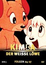 Kimba, der weiße Löwe - DVD 7 Poster