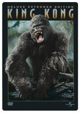 King Kong (Deluxe Extended Edition, 3 DVDs) Poster