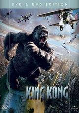 King Kong (Einzel-DVD + 2 UMDs) Poster