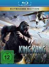 King Kong (Kino- + Extended Version) Poster