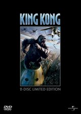 King Kong (Limited Edition, 2 DVDs) Poster
