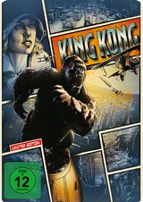 King Kong (Limited Edition, Steelbook) Poster