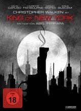 King of New York (Mediabook + Blu-ray) Poster