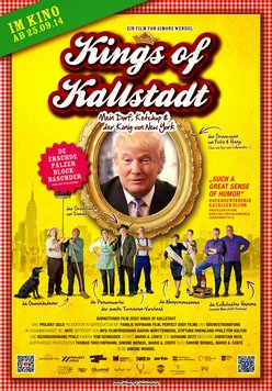 Kings of Kallstadt Poster
