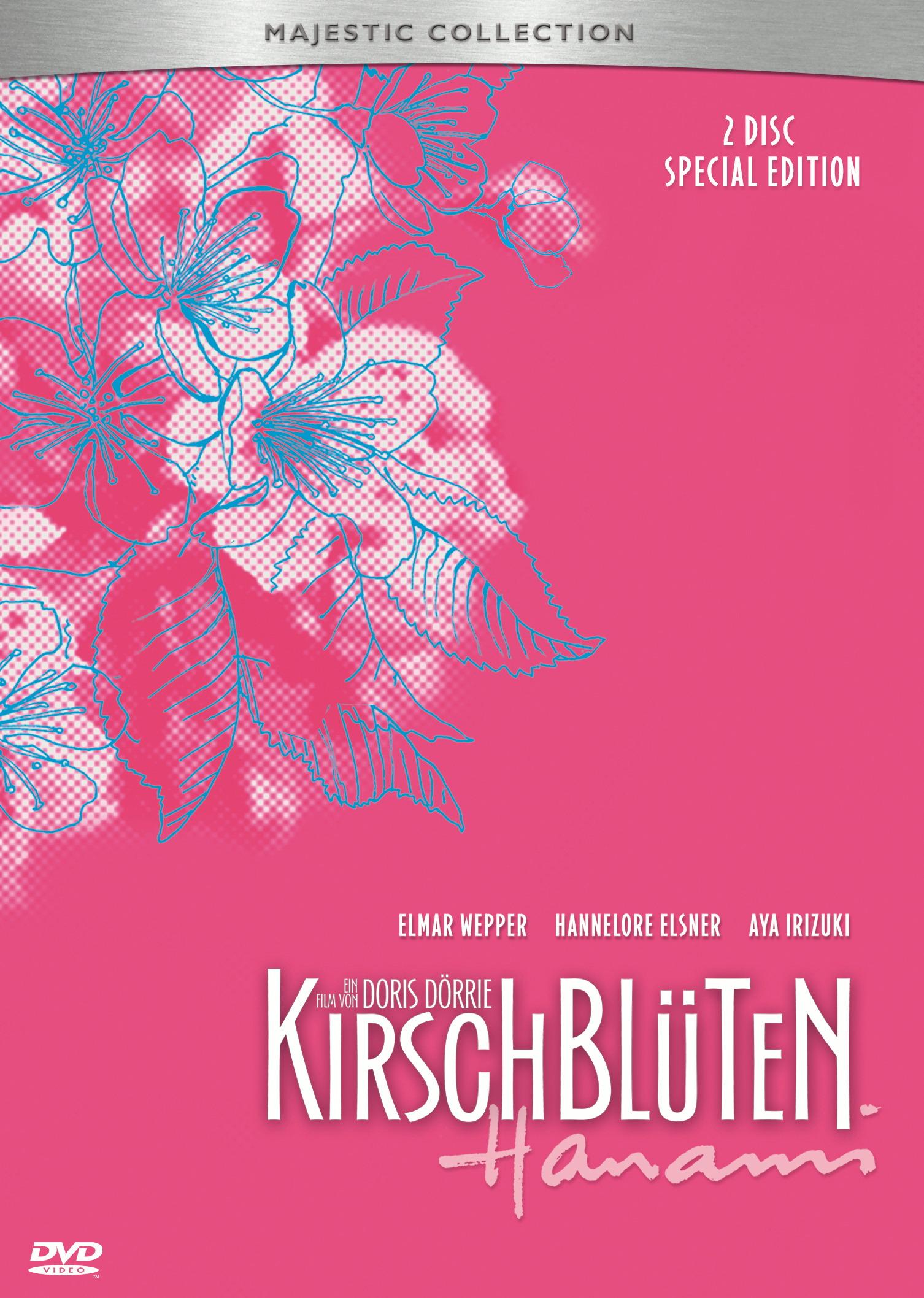 Kirschblüten - Hanami (Special Edition, 2 DVDs) Poster