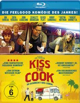 Kiss the Cook - So schmeckt das Leben! Poster
